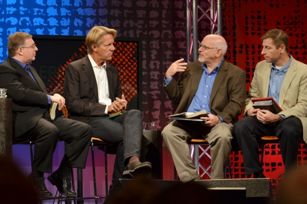 Epicenter 2012 - Panel Discussion 1