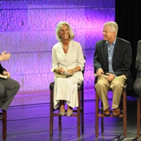 Joel Rosenberg, Anne Graham Lotz, Ray Bentley and Skip Heitzig