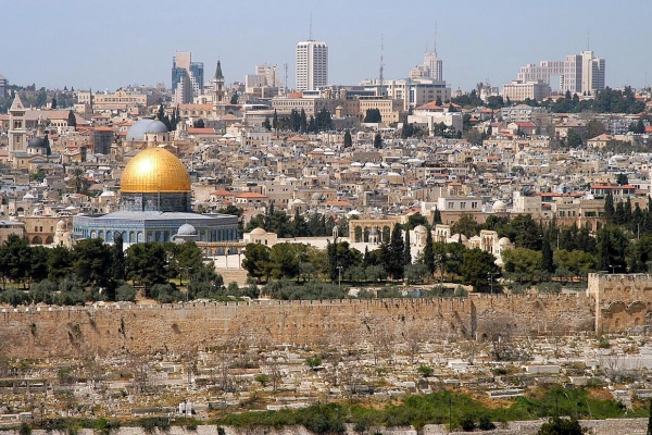 Prayer & Vision Tour of the Holy Land - Hosted by Joel C. Rosenberg October 14-25, 2015