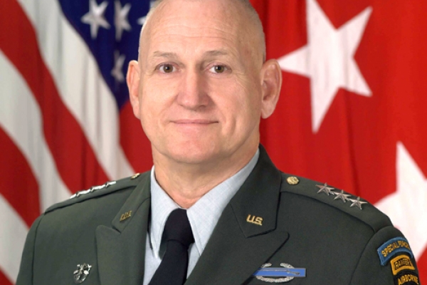 LTG General William G. Boykin (Ret)